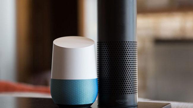 Google Home và Amazon Alexa mở màn cho thời đại IoT.