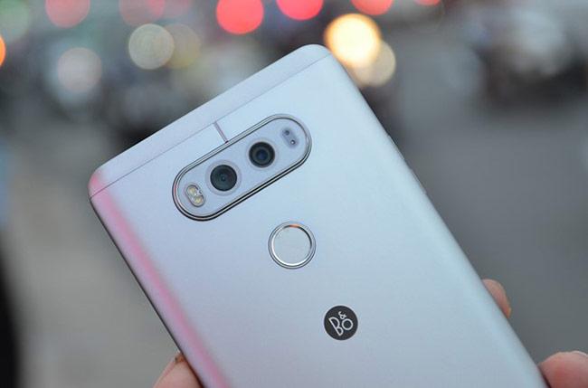 LG V20 là smartphone đầu bảng của LG nhưng không được hãng bán ra tại thị trường Việt Nam