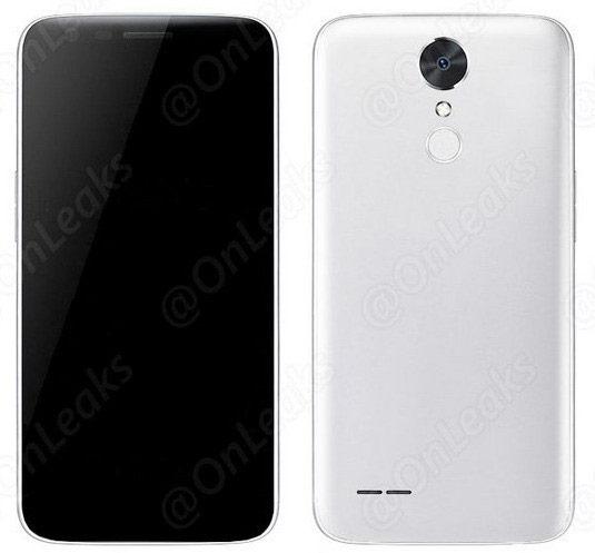 Ảnh được cho là LG V5 sắp ra mắt tại CES, Mỹ. Ảnh: Onleaks.