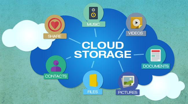 Lưu trữ đám mây được dự đoán sẽ tiếp tục phát triển mạnh trong năm 2017.