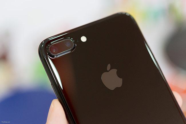 iPhone 7/ 7 Plus đen bóng (Jet Black)