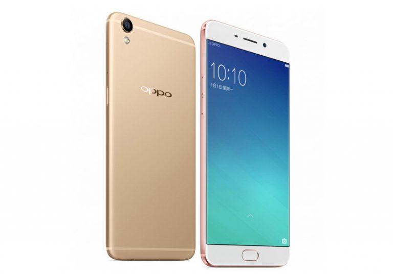 Oppo F1s phiên bản vàng kim và vàng hồng được nhiều bạn trẻ lựa chọn.