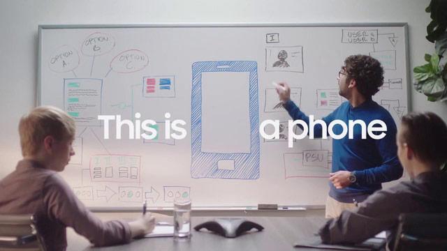 Samsung tung thư mời ra mắt Galaxy S8, hé lộ thiết kế chưa từng thấy trên smartphone