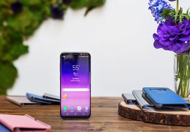 Galaxy S8 và giấc mơ thoát khỏi cái bóng của Apple