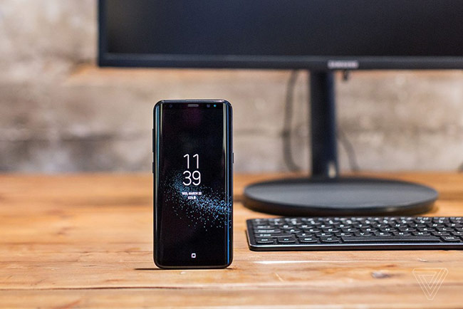 Galaxy S8 sẽ là sản phẩm đầu tiên để kết nối các thiết bị Samsung