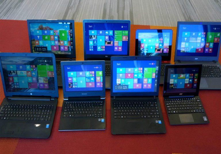 5 laptop dưới 10 triệu đồng bán chạy đầu năm 2017