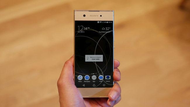 Sony Xperia XA1 (6,5 triệu đồng)