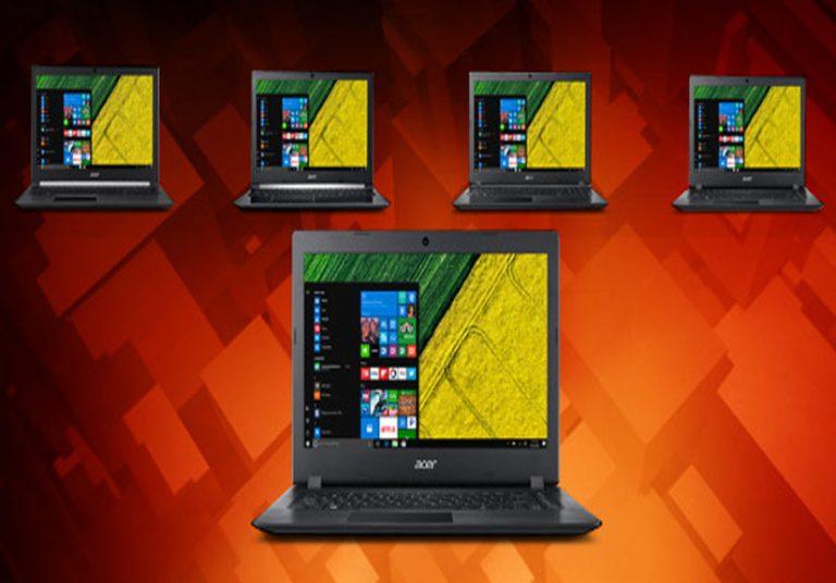 Acer ra mắt dòng laptop Aspire