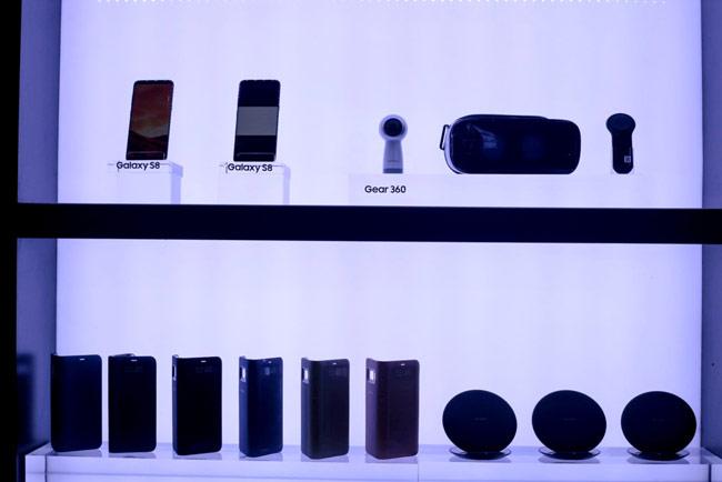 Samsung Galaxy cũng sẽ lên kệ cùng thời điểm với Galaxy S8/S8+ vào ngày 5/5