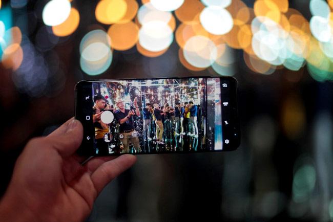 Samsung Galaxy S8 trang bị thêm nhiều công công nghệ cao cấp