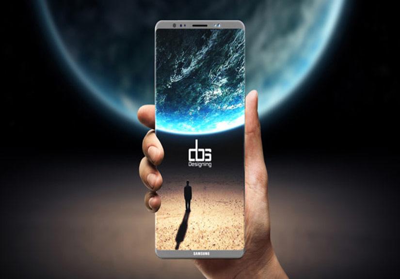 Bản dựng Galaxy Note 8
