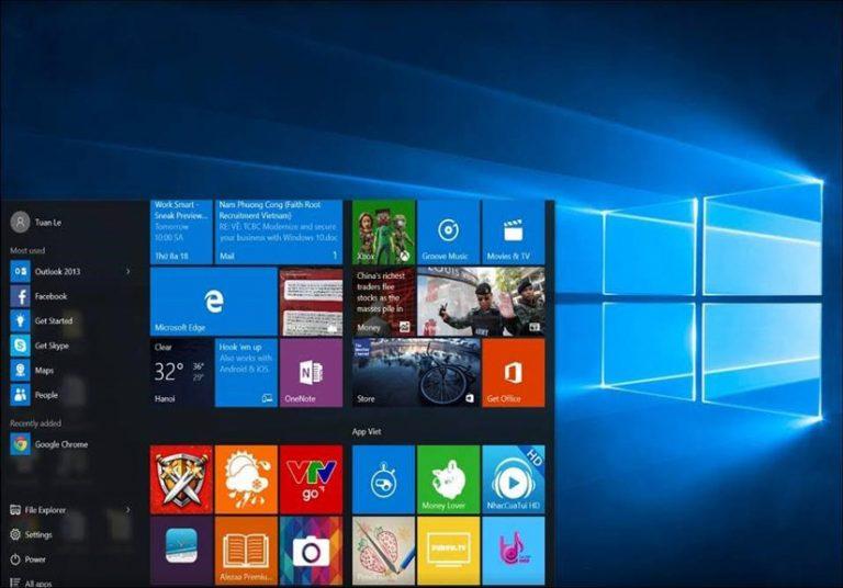 Bắt Windows 10 tự giải phóng bộ nhớ trống