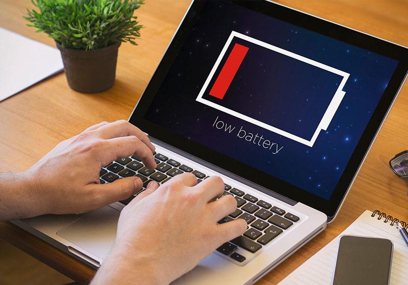 Các mẫu laptop thường có thời lượng pin công bố vượt xa mức sử dụng thực tế. Ảnh: Which.