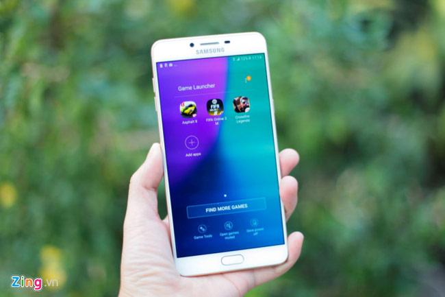 Giao diện Game Laucher được thiết kế riêng cho các tín đồ chơi game mobile