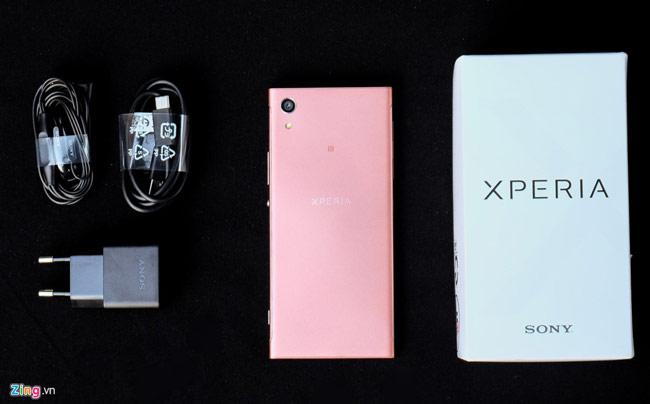 Sony Xperia XA1 là mẫu điện thoại tầm trung của Sony