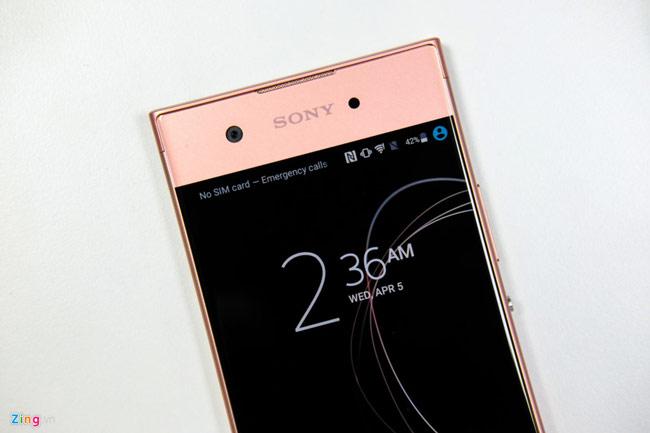 Sony Xperia XA1 có giá bán 6,5 triệu đồng tại Việt Nam