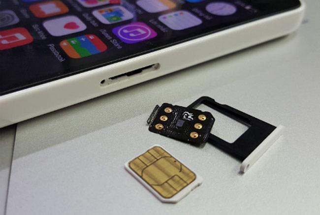SIM ghép thần thánh mới xuất hiện tại Việt Nam