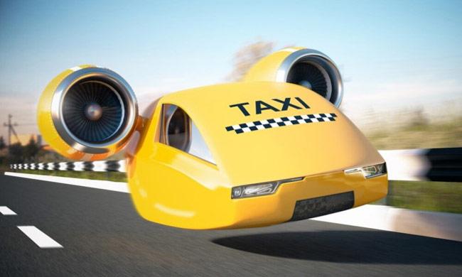 quy trình sản xuất phương tiện bay cá nhân