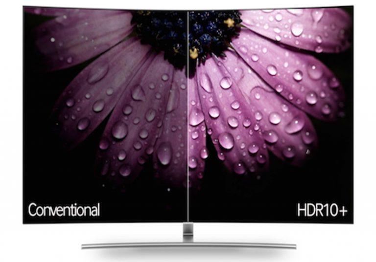 Chuẩn hình ảnh HDR10+ tương thích trên QLED TV 2017 và sẽ được Samsung cập nhật cho dòng SUHD TV 2016