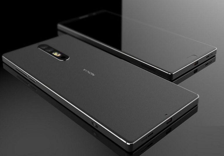 Xuất hiện mẫu thiết kế Nokia 8 camera kép cực kỳ sang chảnh