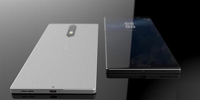 Concept Nokia 8 trông rất sang chảnh, thanh lịch