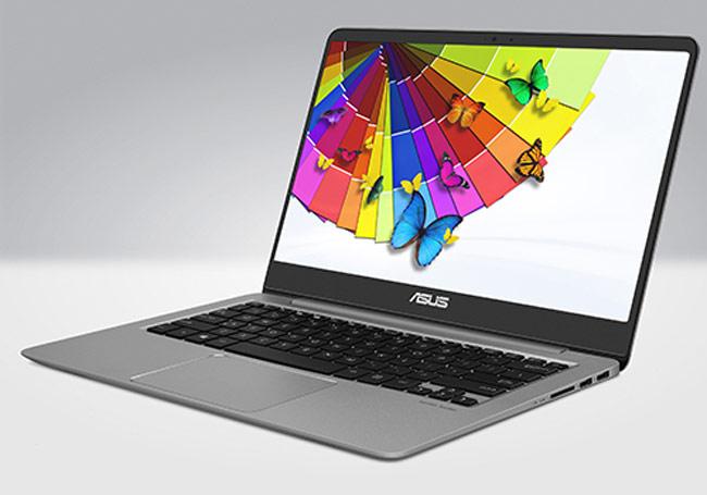 ZenBook UX410 sở hữu viền màn hình siêu mỏng