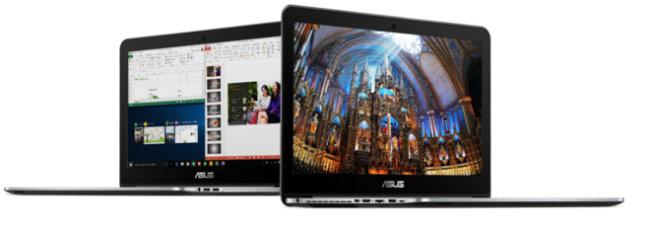 laptop Asus cho dân thiết kế
