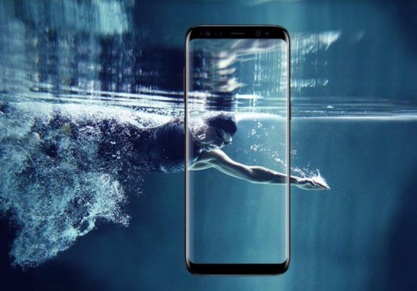 điểm thu hút tín đồ công nghệ của Galaxy S8