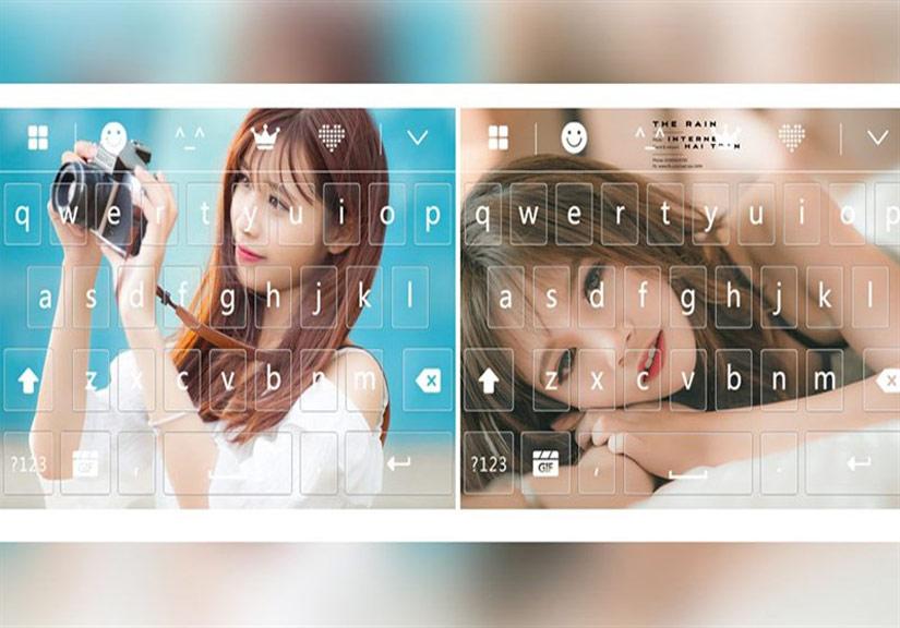 Cách đổi nền bàn phím Android bằng ảnh chụp siêu đẹp, siêu dễ