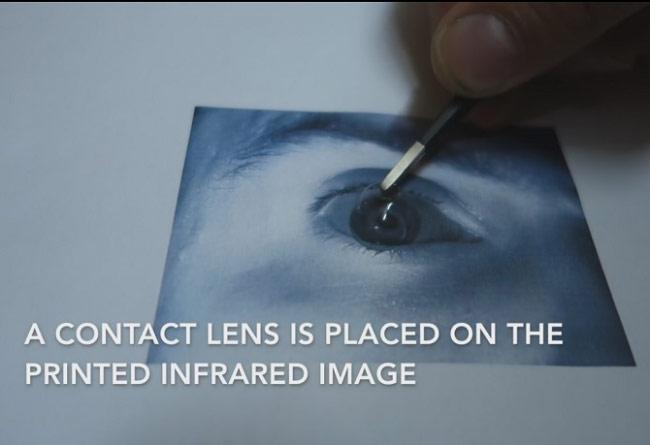 Đánh bại bảo mật mống mắt của Galaxy S8