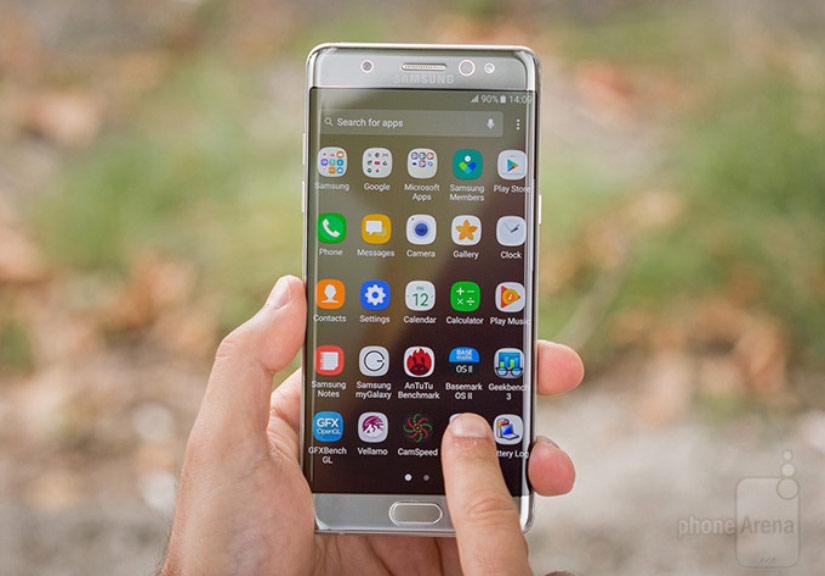 Galaxy Note 7 tân trang có tên gọi Galaxy Note FE