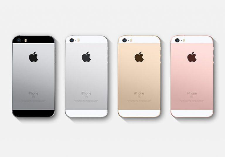 iPhone SE rớt giá mạnh ở Việt Nam
