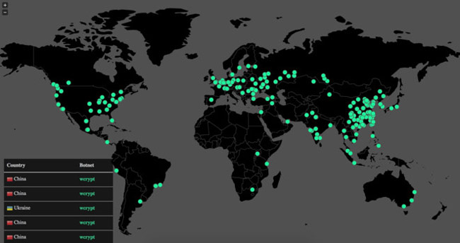 WannaCry đang hoành hành toàn cầu