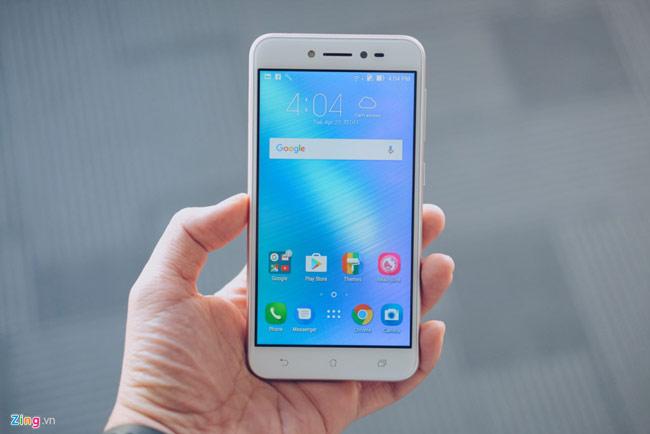 Zenfone Live Là smartphone chuyên livestream