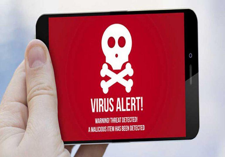 Những dấu hiệu cho thấy điện thoại bạn bị nhiễm virus