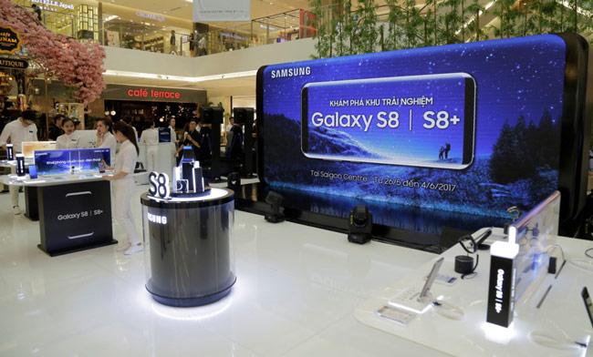 Galaxy Studio là triển lãm công nghệ đáng chú ý của Samsung