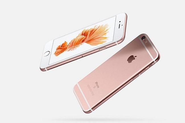 iPhone 6S và iPhone 6S Plus: Screen - Sensitivity (màn hình và độ nhạy)