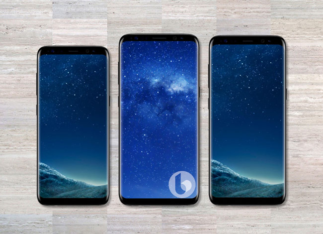 Ảnh dựng thiết kế hoàn mỹ của Galaxy Note 8