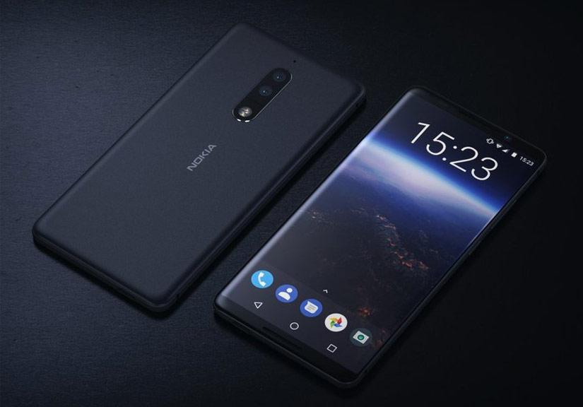 Nokia 9 chỉ có bản RAM 6 và 8 GB