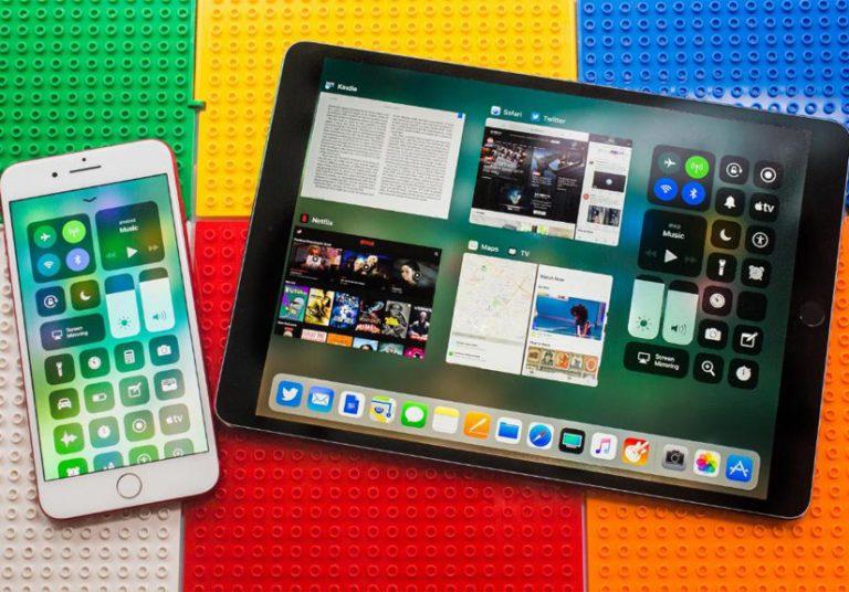 Cách tải iOS 11 bản public beta
