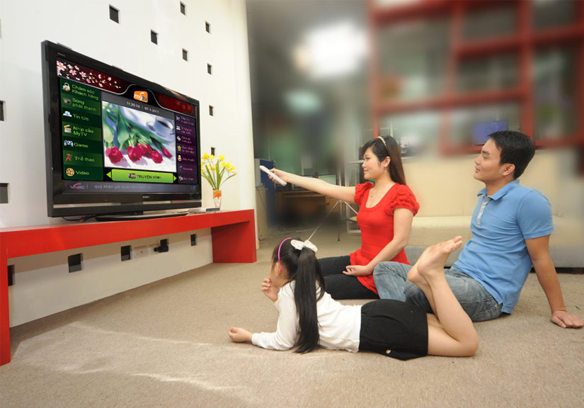 Dùng mạng 4G cho gia đình hay lắp Internet cáp quang