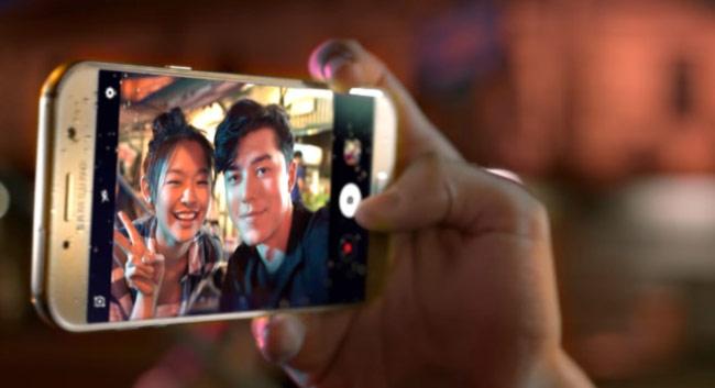 Galaxy A5 2017 cho hình ảnh sắc nét trong mọi điều kiện ánh sáng