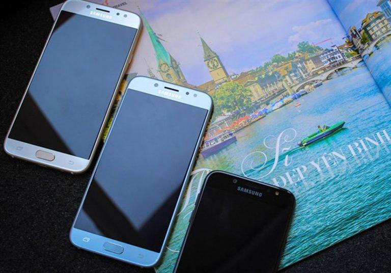 Galaxy J7 Pro ra mắt