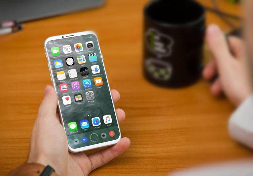 iPhone 8 trang bị công nghệ nhận diện khuôn mặt AR