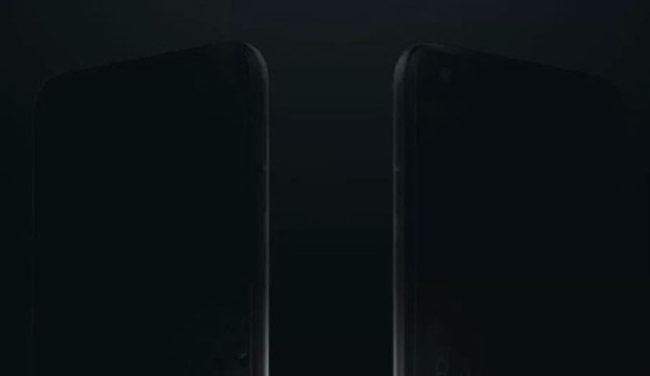 Hình ảnh hé lộ thiết kế của YotaPhone 3 xuất hiện hồi tháng 4.