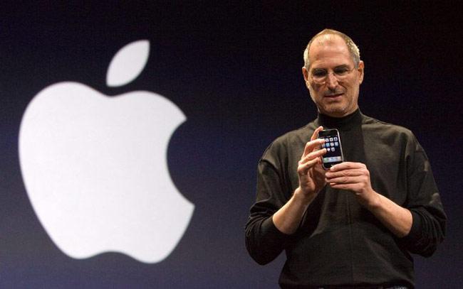 Dự án tạo ra iPhone ban đầu không được Jobs đánh giá cao.