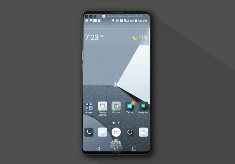 LG V30 và LG G7 sẽ ra mắt sớm hơn dự kiến