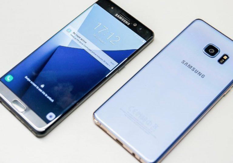Hé lộ hiệu năng Galaxy Note 8