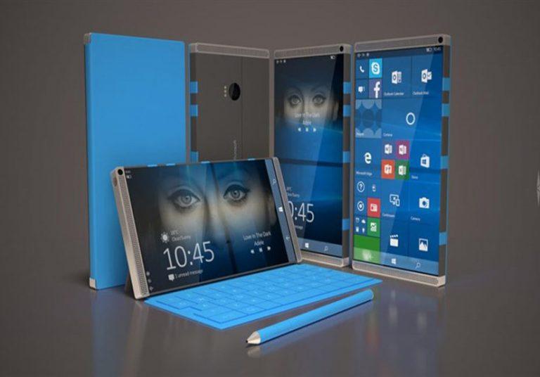 mẫu Windows Mobile mới đang được thử nghiệm