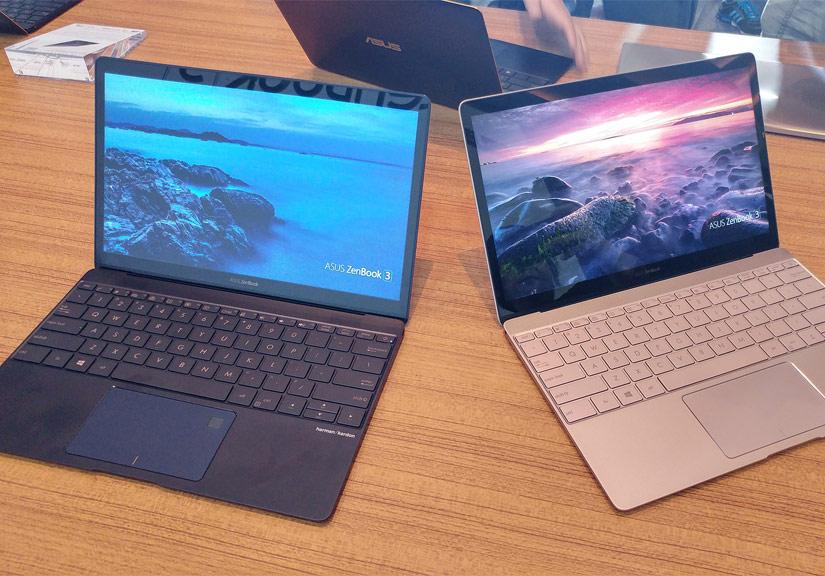 Những chiếc laptop nhiều màu sắc nhất thị trường